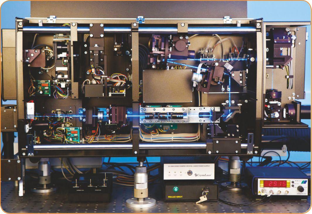 Каталог Confotec NR500 3D сканирующий лазерный рамановский микроскоп